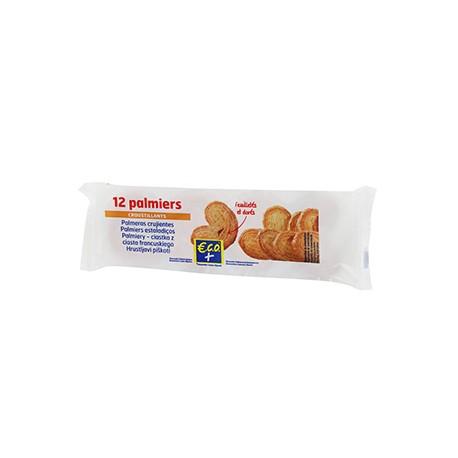 Biscuit palmier feuilleté Eco+ 100g