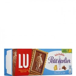 Biscuits Petit Ecolier Lu Chocolat au lait 150g