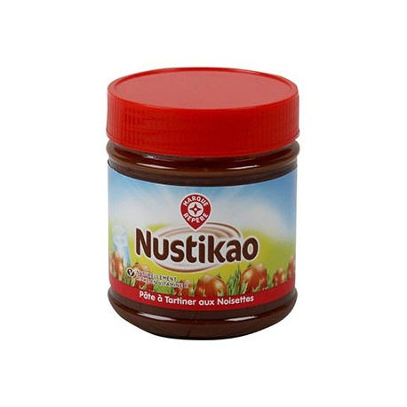 Pâte à tartiner Nustikao 200g