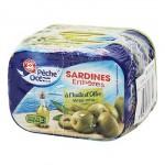 Sardines Pêche Océan Huile d'olive - 3x135g