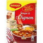Soupe déshydratée Maggi Oignon - 1.2L
