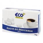 Sucre Eco+ En morceaux - 1kg