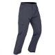 Pantalon de randonnée neige homme SH100 ultra-warm gris. QUECHUA