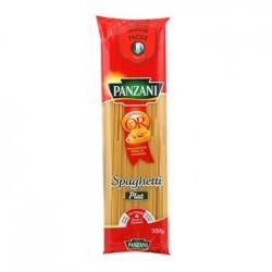 Pâtes Spaghetti Plat Panzani 500g